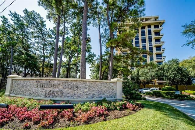 14655 Champion Forest Drive #1204, Houston, TX 77069 (MLS #18484784) :: Ellison Real Estate Team
