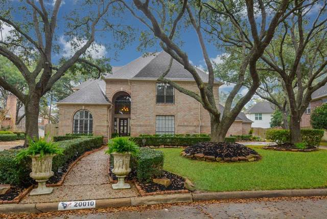 20010 Chasestone Court, Katy, TX 77450 (MLS #18489574) :: The Heyl Group at Keller Williams