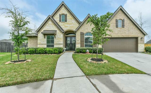 18906 Carson Glen Drive, New Caney, TX 77357 (MLS #18492357) :: The Home Branch