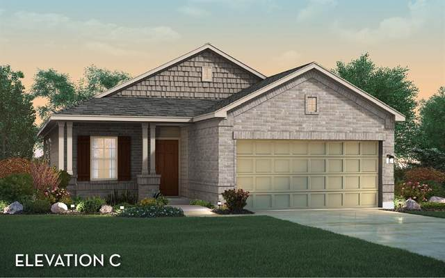 7403 Parkview Drive, Hitchcock, TX 77563 (#18492661) :: ORO Realty