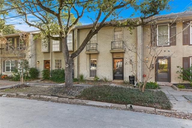 3505 Stanford Street, Houston, TX 77006 (MLS #18506657) :: Keller Williams Realty