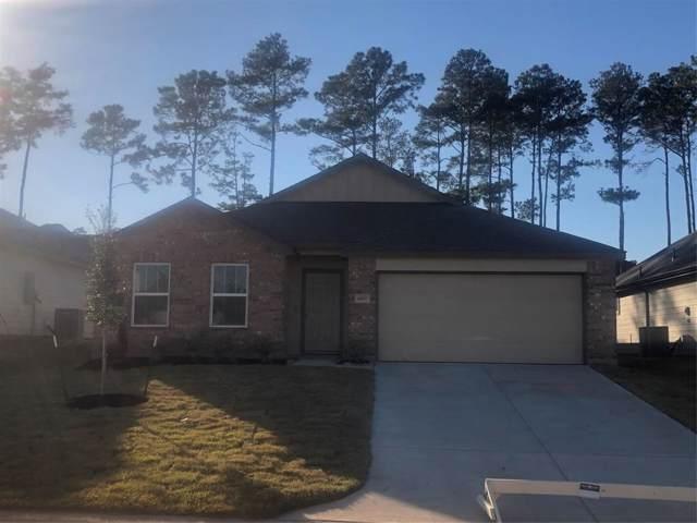 40497 N Mostyn Lake Drive, Magnolia, TX 77354 (MLS #18510444) :: Texas Home Shop Realty