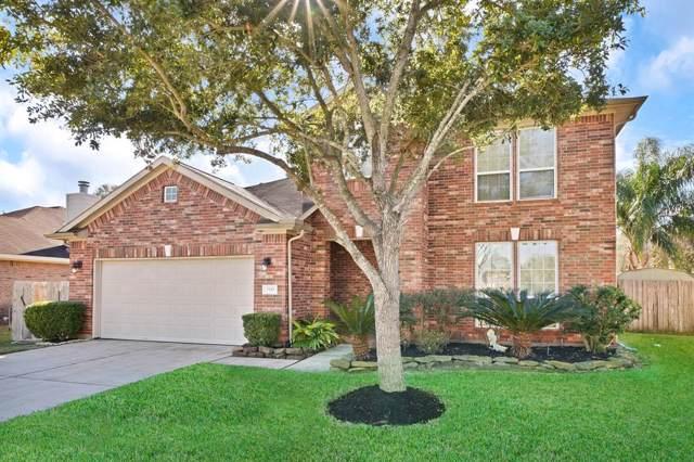 3122 Creek Bank Ln Lane, Pearland, TX 77581 (MLS #18514069) :: Ellison Real Estate Team