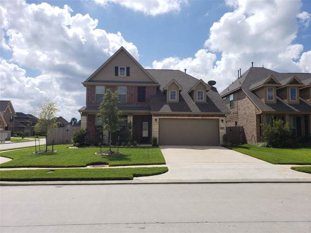 14103 Sunrise Arbor Lane, Cypress, TX 77429 (MLS #18547553) :: The Parodi Team at Realty Associates