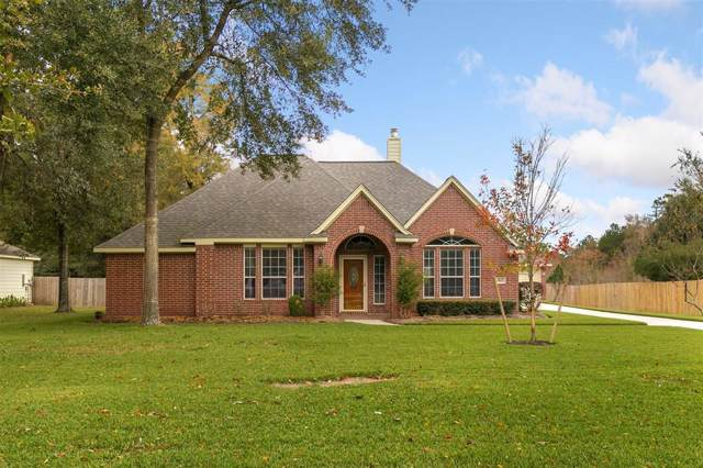 5902 Mahogany Way, Magnolia, TX 77354 (MLS #18553295) :: The SOLD by George Team