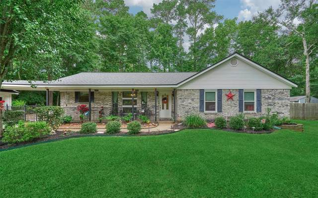 381 Forest Lane, Huntsville, TX 77340 (MLS #18554416) :: The SOLD by George Team