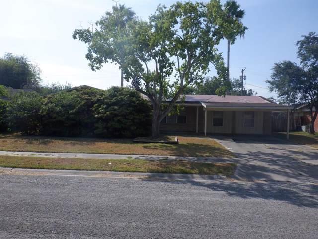 5821 Wicklow Dr, Corpus Christi, TX 78413 (MLS #18584087) :: The Queen Team