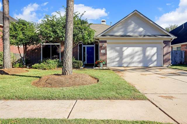 3523 Englewood Drive, Pearland, TX 77584 (MLS #18595635) :: The Bly Team
