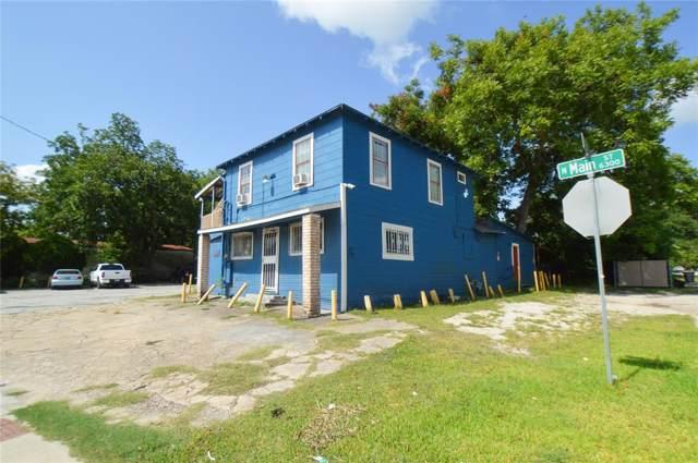 6417 N Main Street, Houston, TX 77009 (MLS #18596429) :: The Parodi Team at Realty Associates