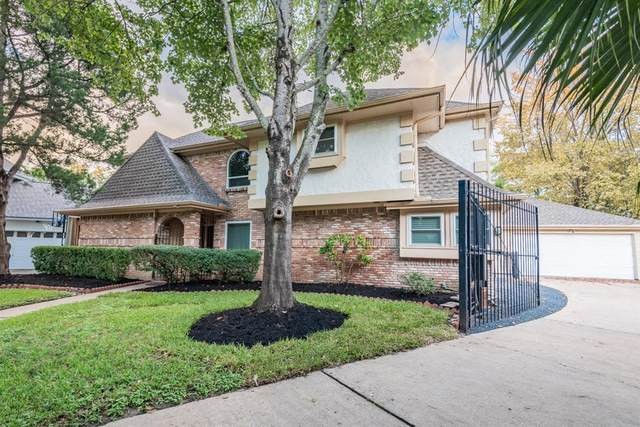 1411 Trace Drive, Houston, TX 77077 (MLS #18611829) :: The SOLD by George Team