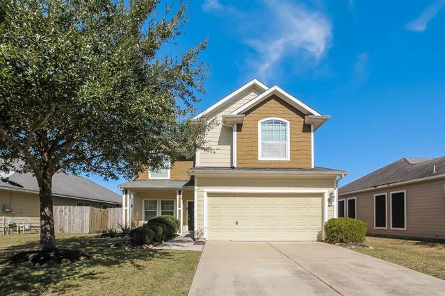 12919 Redbud Shores Lane, Houston, TX 77044 (MLS #18617787) :: The Jennifer Wauhob Team