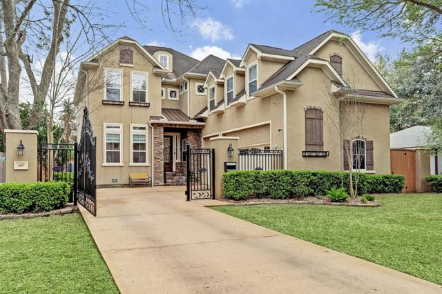 4607 Holly Street, Bellaire, TX 77401 (MLS #18638724) :: Texas Home Shop Realty