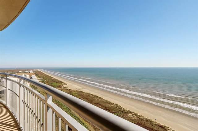 801 E Beach Drive Bc2200, Galveston, TX 77550 (MLS #18639893) :: CORE Realty
