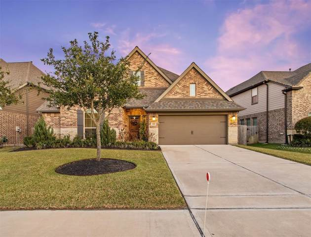 6018 Gatewood Manor Drive, Katy, TX 77494 (MLS #18640384) :: CORE Realty