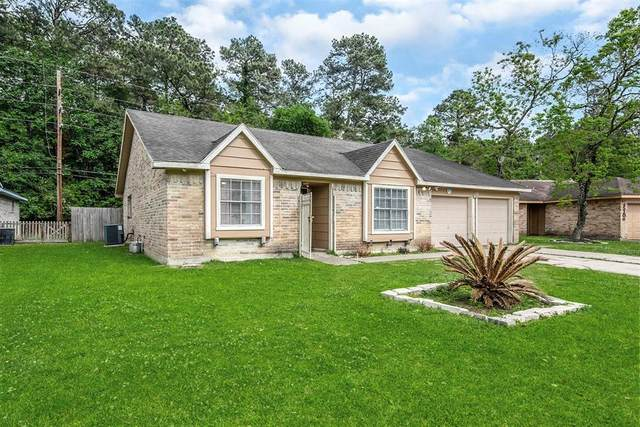 15210 Teal Park Drive, Humble, TX 77396 (MLS #18643130) :: The SOLD by George Team