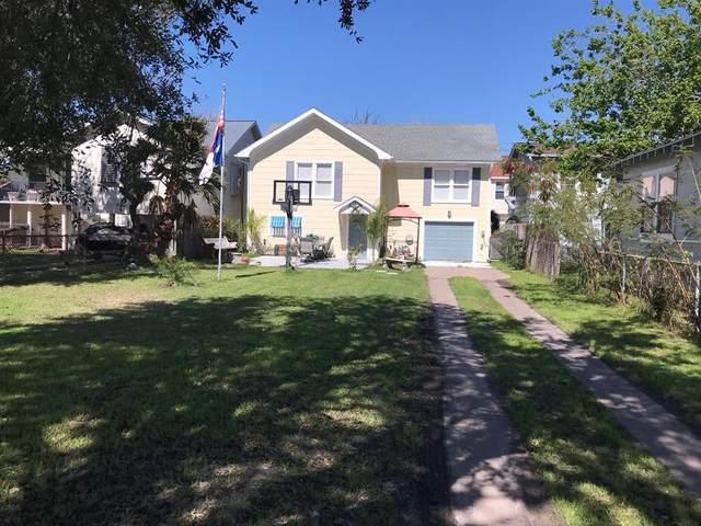 4314 Avenue O 1/2, Galveston, TX 77550 (MLS #18657470) :: The Bly Team