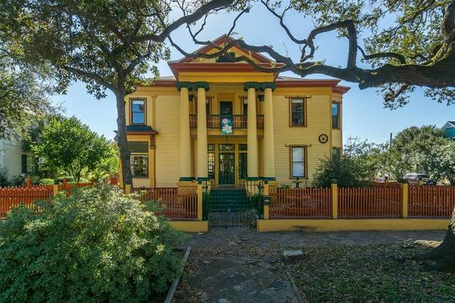 2927 Bernardo De Galvez, Galveston, TX 77550 (MLS #18672928) :: Homemax Properties