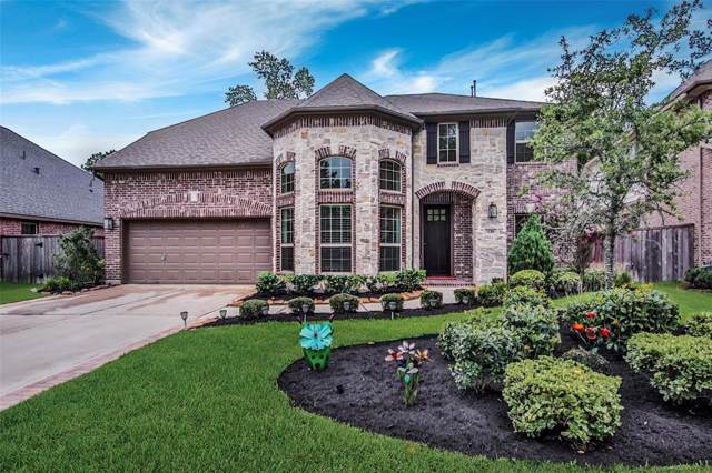 138 Cliftons Curve Way, Montgomery, TX 77316 (MLS #18684115) :: The Home Branch