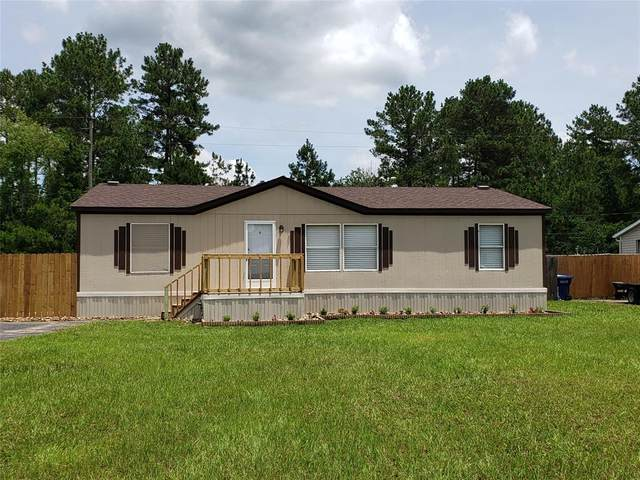 16202 Evergreen Timbers, Magnolia, TX 77355 (MLS #18687439) :: The SOLD by George Team