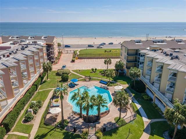 6300 Seawall Boulevard #3107, Galveston, TX 77551 (MLS #18689782) :: All Cities USA Realty