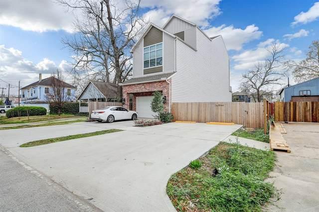 216 W 27th Street, Houston, TX 77008 (MLS #18704246) :: Keller Williams Realty