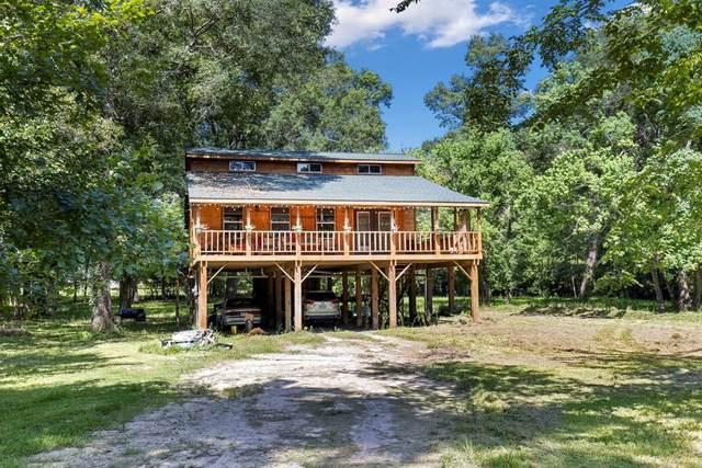 16 Magnolia Road, Woodbranch, TX 77357 (MLS #18707834) :: Michele Harmon Team