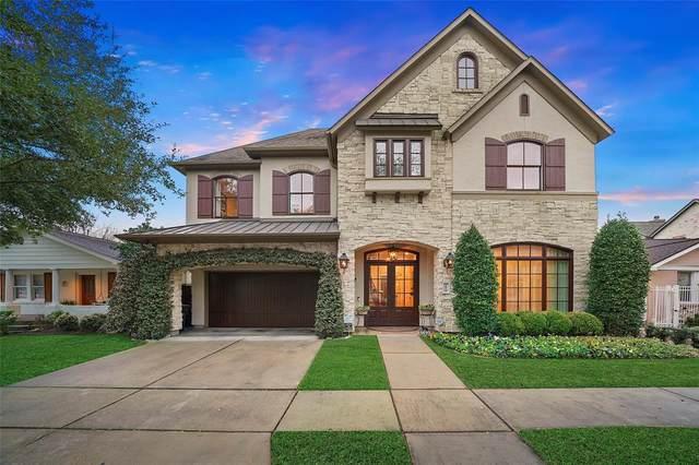 1610 Hazard Street, Houston, TX 77019 (MLS #18711570) :: Homemax Properties