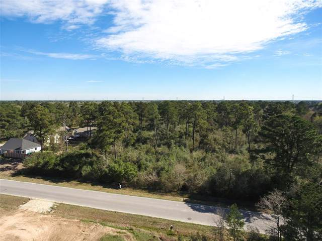 0 Moore Lot 39 Blk 104 Street, Tomball, TX 77375 (MLS #18725402) :: Green Residential