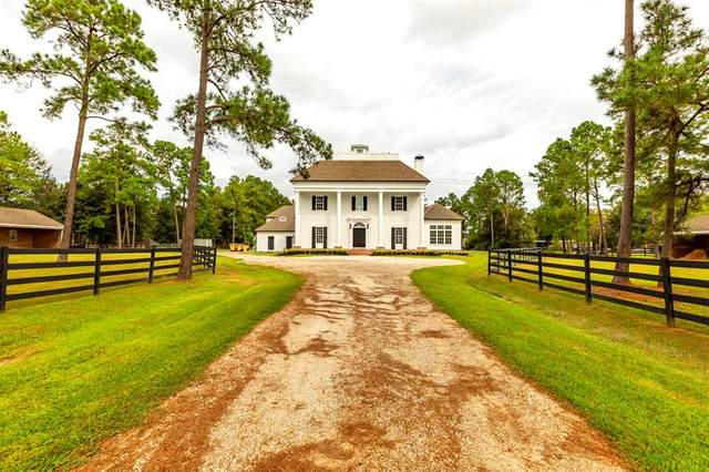 15669 Old Sour Lake Road, Beaumont, TX 77713 (MLS #18741616) :: Caskey Realty