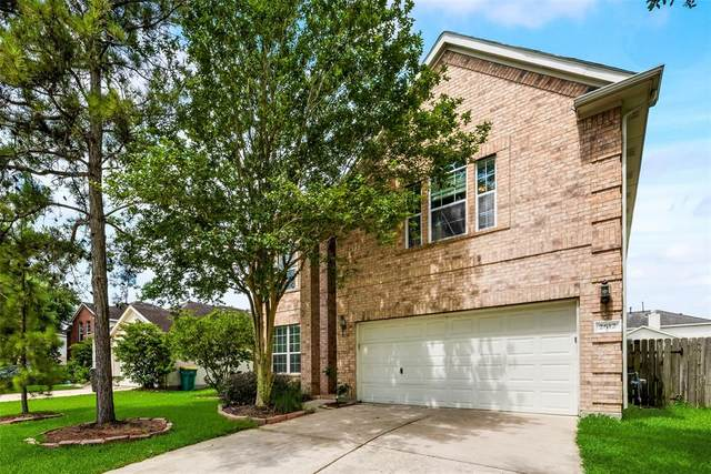2612 Easton Springs Court, Pearland, TX 77584 (MLS #18777572) :: Christy Buck Team