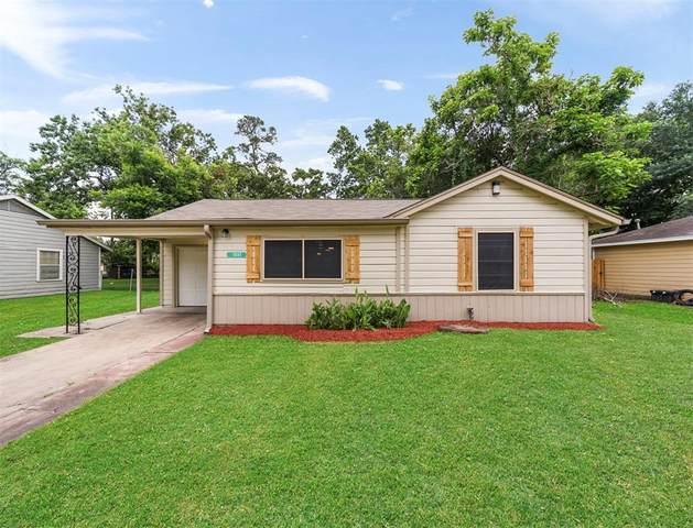 7237 Yoe Street, Houston, TX 77016 (MLS #18783227) :: Green Residential