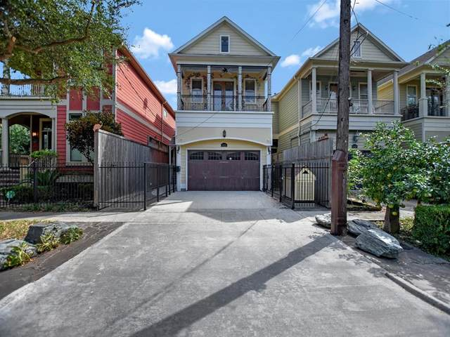 2022 Singleton Street, Houston, TX 77008 (MLS #18787151) :: The Bly Team