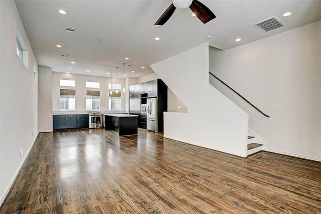 2721 Clay Street, Houston, TX 77003 (MLS #18803393) :: Bay Area Elite Properties