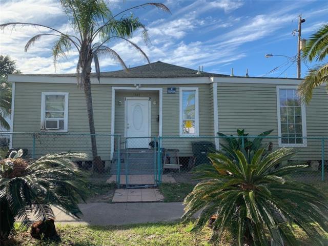 1321 35th Street, Galveston, TX 77550 (MLS #18826780) :: Texas Home Shop Realty