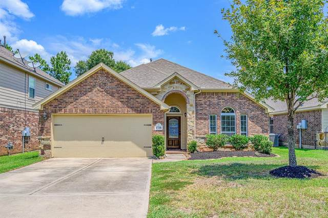1730 Round Oak Lane, Conroe, TX 77304 (MLS #18845054) :: The Heyl Group at Keller Williams
