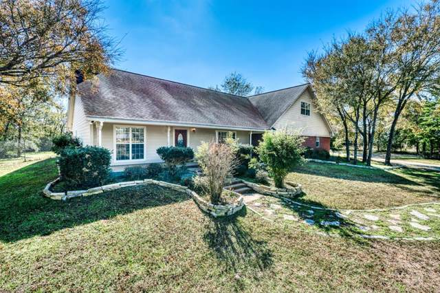 1606 Eastridge Lane, Madisonville, TX 77864 (MLS #18848292) :: Texas Home Shop Realty