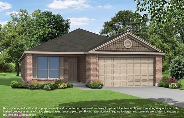 7310 Fox Clearing Trail, Humble, TX 77338 (MLS #18849358) :: Homemax Properties