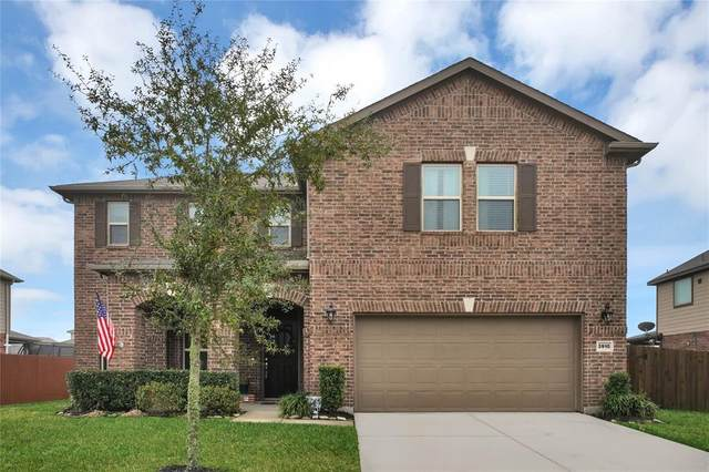 3910 Anzac Drive, Pearland, TX 77584 (MLS #18854227) :: NewHomePrograms.com