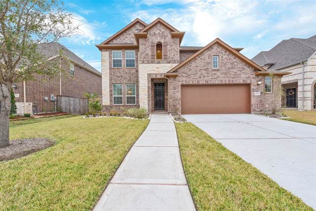 7209 Lake View Terrace Drive, Pearland, TX 77584 (MLS #18871301) :: The SOLD by George Team