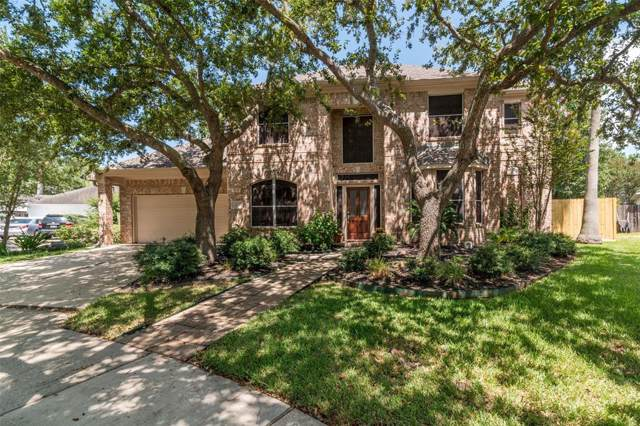 208 Mariner Cove Court, League City, TX 77573 (MLS #18871526) :: The Sold By Valdez Team