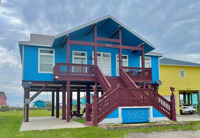 982 Mary Ann, Crystal Beach, TX 77650 (MLS #18881406) :: The Freund Group