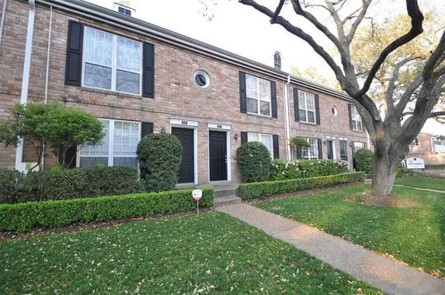 6402 Del Monte #27, Houston, TX 77057 (MLS #18882396) :: Homemax Properties
