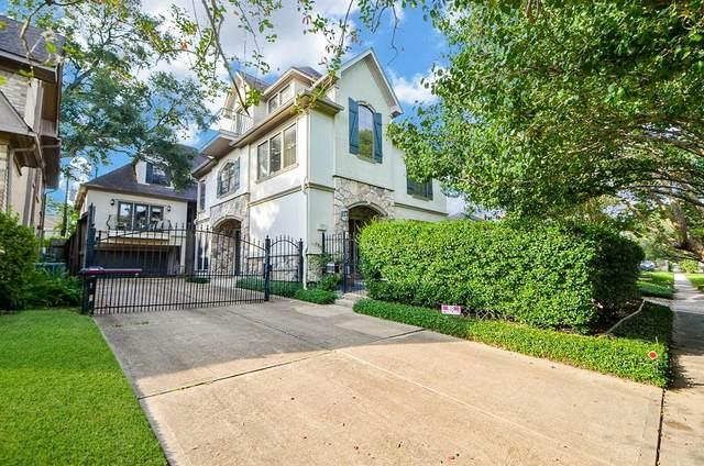 1809 Harold Street, Houston, TX 77098 (MLS #18896189) :: NewHomePrograms.com