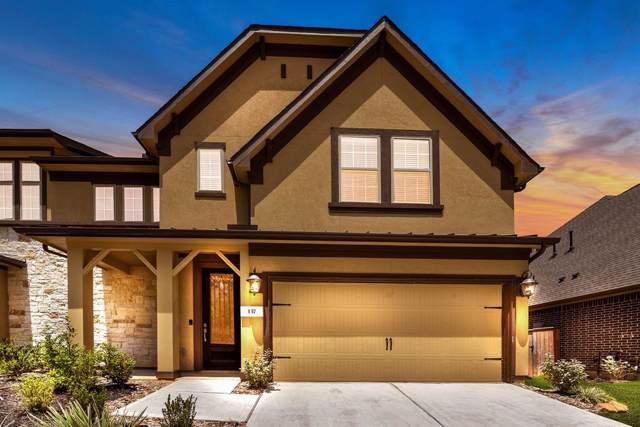 137 Skybranch Drive, Conroe, TX 77304 (MLS #18897858) :: The Home Branch