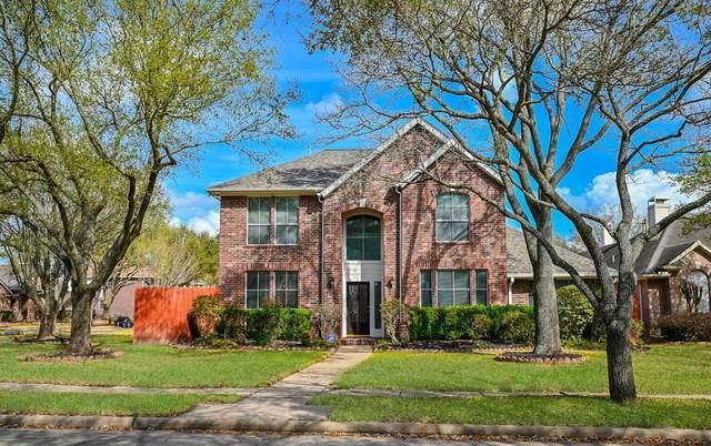 5818 Song Ridge Court, Houston, TX 77041 (MLS #18900638) :: Guevara Backman