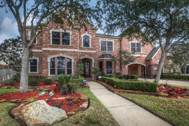 1505 Bentlake Lane, Pearland, TX 77581 (MLS #18905715) :: Fairwater Westmont Real Estate