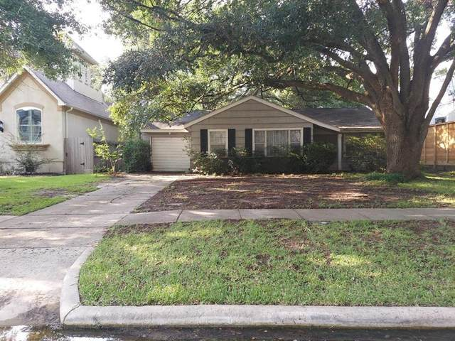 4516 Holt Street, Bellaire, TX 77401 (#18906823) :: ORO Realty
