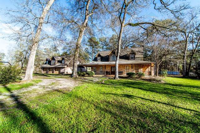 70 Sandy Creek Farm Road, New Waverly, TX 77358 (MLS #18911139) :: The SOLD by George Team