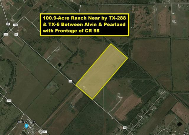 TR 36 County Road 98, Manvel, TX 77578 (MLS #18938661) :: Ellison Real Estate Team