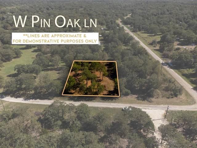 2905 W Pin Oak Lane, Snook, TX 77878 (#18954088) :: ORO Realty